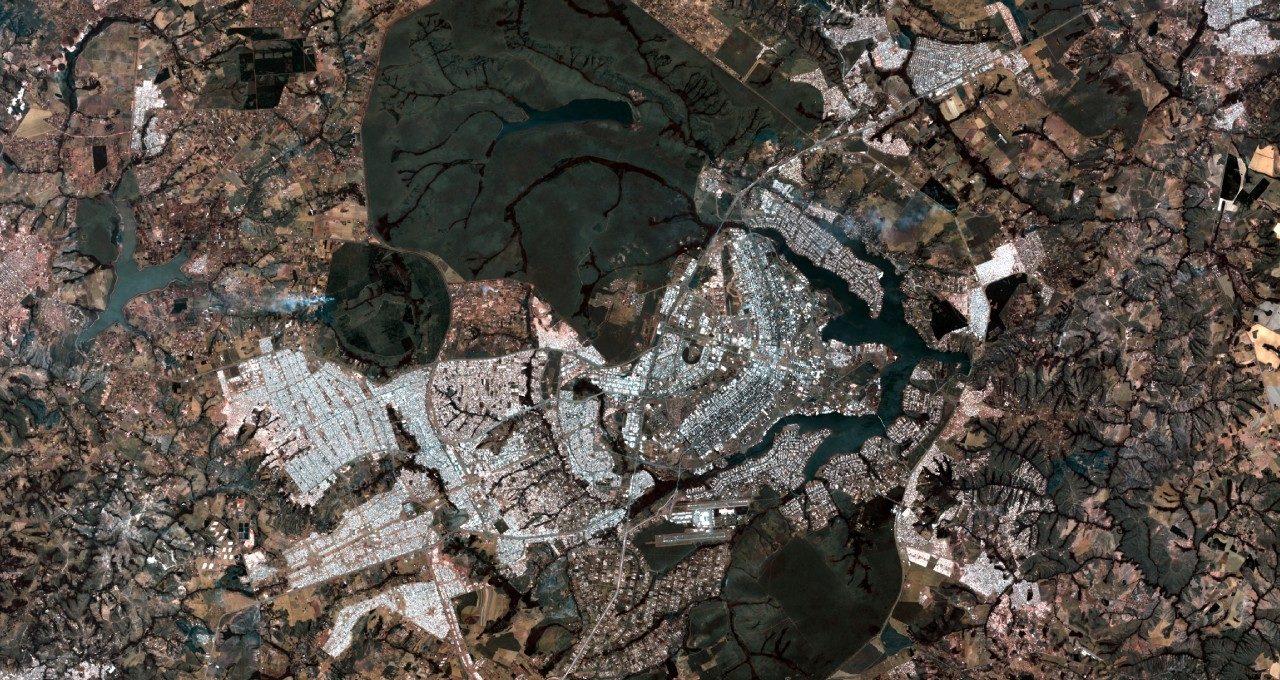 Análisis de Imágenes Satelitales