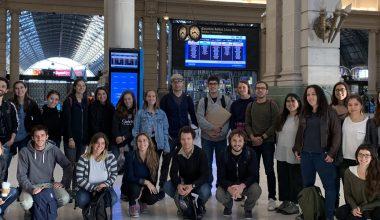 Alumnos de DesignLab participan en workshop internacional en Barrio 31, Buenos Aires