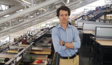 Profesor de Design Lab impartirá taller de diseño en Harvard
