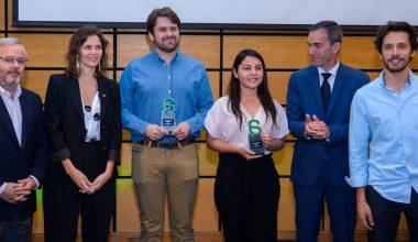 Cáscara Foods gana premio Avonni
