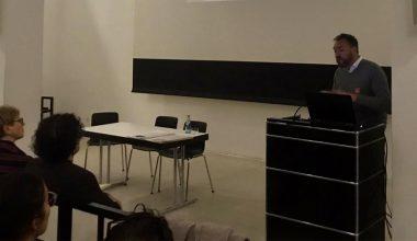 Académico del Design Lab expone en Museo Alemán de Arquitectura